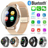Heart Rate Monitor Sports Smart Watch Bracelet Fitness Tracker For iOS Android