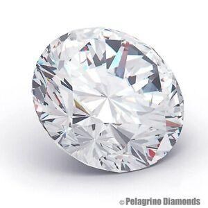 2.23 CT H-SI1 Excellent Cut Round Brilliant AGI Natural Diamond 8.70x8.81x5.01mm