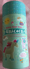 SEW YOUR OWN UNICORN SEWING KIT CONTENTS IN CONTAINER AND SEALED.FREE POSTAGE.