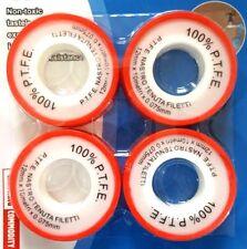 4 x PTFE Joint Sealing PLUMBERS TAPE Water/Gas Leak UK