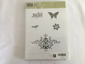 Stampin' UP! Bliss clear mount stamp