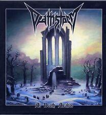 "DEATHSTORM ""AS DEATH AWAKES"" VINYL LP LTD"