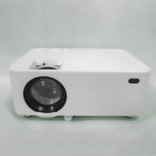 Mini Portable HD 1080P LED Video Projector Home Theater AV/USB/HDMI - White