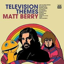 Matt Berry - Television Themes [New CD] UK - Import
