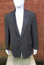 St Michael M & S Vintage Jacket 100% Wool Size 44 Large Good Condition