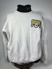 Vintage Pittsburgh Steelers NFL Embroidered Logo Men's Sweatshirt Majestic XL
