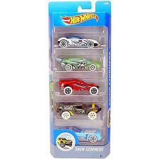 Hot Wheels nieve agitadores VEHÍCULO DE DIECAST ESCALA 1:64 coches 5-Pack (DJD21) Mattel