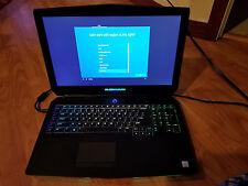 Alienware 17 R3 i7-6820HK 16GB RAM 1TB + 128GB SSD 1080P FHD nvidia GTX980M 8GB
