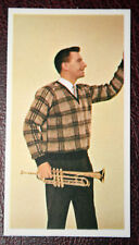 Kenny Ball Traditional Jazz Musician 1960's Photo Card Exc