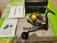 Shimano TWIN POWER 4000PG Spinning Reel Imported from Japan 2020 model BRAND NEW