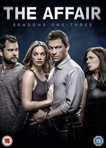 The Affair Season 1-3 Boxset [DVD] [2017][Region 2]