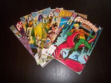 Aquaman Issues 8 9 10 11 12 13 1991 - 1992 Series Excellent Condition Lot / 6
