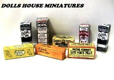 Oggetti medici Casa delle Bambole Miniature
