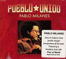 Pablo Milanes Pueblo Unido Duet With Mana Caja de carton New Sealed