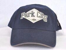 *PARK CITY SKI RESORT UTAH* Ski Snowboard Structured Ball cap hat OURAY