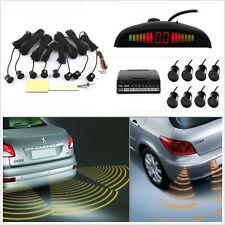 8 Parking Sensor LED Display Autos Radar Reverse Backup Alarming System For Ford