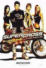 SUPERCROSS Movie POSTER 27x40 Steve Howey Mike Vogel Sophia Bush Robert Patrick