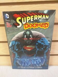 Superman Doomed Hardcover - Pre-Owned HC