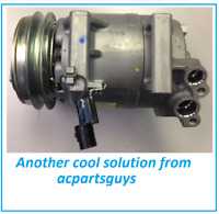 NEW AC COMPRESSOR DRIER FOR KUBOTA 10P08E L3710 DT-HSTC L4310M8200 U35-S2 M5700