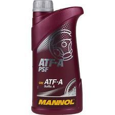 1 Liter Original MANNOL Hydrauliköl ATF-A PSF Hydraulic Fluid Oil