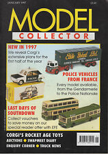 MODEL COLLECTOR MAGAZINE JANUARY 1997