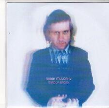(ED982) Mark Mulcahy, Madly Badly - 2013 DJ CD