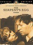 INGMAR BEGMAN SERPENT'S EGG (DVD USA S.E.) NEW! David Carradine Liv Ullmann