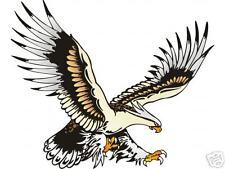 "CUSTOM EAGLE FULL COLOR HOOD DECAL 20 x 24"""