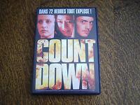 """dvd countdown """"dans 72 heures tout explose"""""""