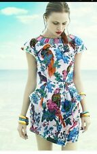 Rare Monsoon  embellished festival dress, size 12, NWOT tags, bloggers favorite