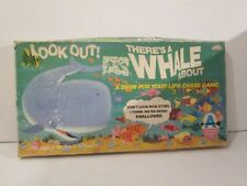 RARE VINTAGE LOOK OUT! THERES A WHALE ABOUT BY ARROW GAMES C.1960'S/1970'S COMP