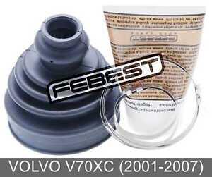 Boot Inner Cv Joint Kit 83X118X22.3 For Volvo V70Xc (2001-2007)