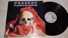 cadeau le poison qui rend fou Rare Français Avant-Garde Vinyle LP MAGMA Like