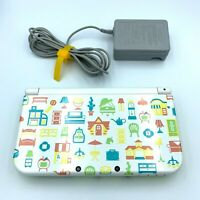 Nintendo 3DS LL Console Animal Crossing Happy Home Designer Pack Japan