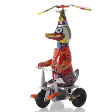 Canard sur tricycle - Nostalgic jouets en étain