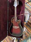 ovation celebrity acoustic electric mandolin Free Shipping