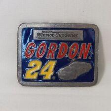 WINSTON CUP SERIES GORDON 24 BELT BUCKLE 1993
