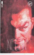 "Walking Dead #186   Bill Sienkiewicz Variant ""Negan"" Cover   VF+"