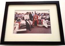 Emerson & Christian Fittipaldi-Formule 1 & INDIANAPOLIS 500 Champion