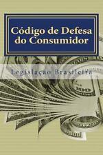 Codigo de Defesa Do Consumidor : Lei 8. 078/90 by Legislação Brasileira...