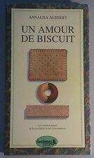 ALBERICI Annalisa. Un amour de biscuit. Gentleman. 1990.