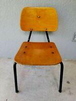 Vintage Eames Era Desk Chair Student School Norcor MCM Mid Century Modern