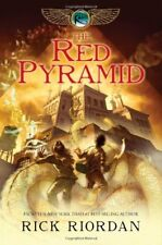 The Red Pyramid (The Kane Chronicles, Book 1)-Rick Rior