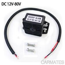 12V 24V 48V 80V REVERSE ALARM buzzer beeper backup truck trailer caravan warning