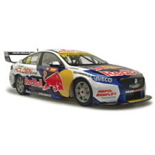 Classic Carlectables 1:18 Bathurst 1000 Winner Red Bull Holden Racing Team Holden ZB Commodore Diecast Vehicle - 18736