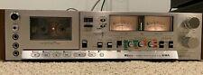 Rare Aiwa Ad-6700 Cassette Deck, Vu meters, Bias, Vol control, R/L Rec level
