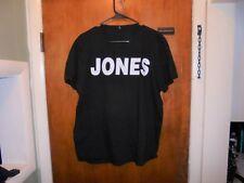 George Jones Black T Shirt (The George Jones Museum)