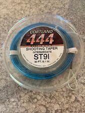 Cortland 444 Shooting Taper Intermediate 9 Weight
