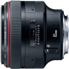 Canon EF 85mm f1.2L II USM Lens for Canon DSLR Cam NEW