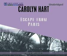 Escape from Paris by Carolyn G. Hart (2013, CD, Unabridged)
